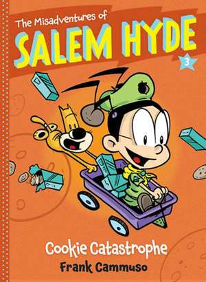 The Misadventures of Salem Hyde, Book 3