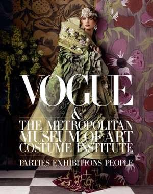 Vogue and the Metropolitan Museum of Art Costume Institute de Chloe Malle