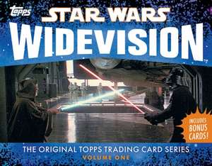 Star Wars Widevision de The Topps Company