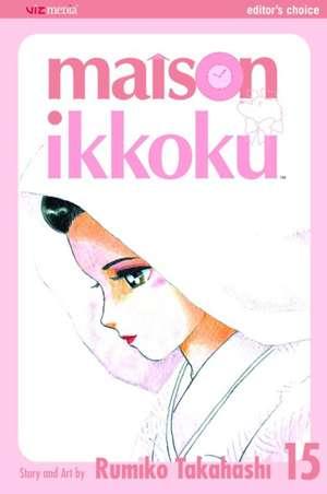 Maison Ikkoku, Volume 15 de Rumiko Takahashi