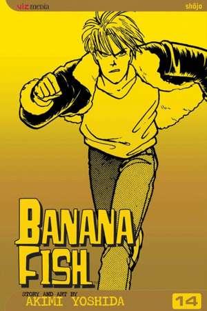 Banana Fish, Volume 14 de Akimi Yoshida