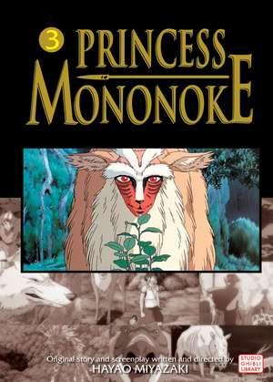 Princess Mononoke Film Comic, Vol. 3 de Hayao Miyazaki