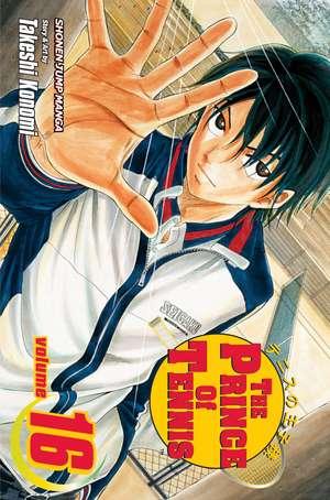 Prince of Tennis, Vol. 16 de Takeshi Konomi