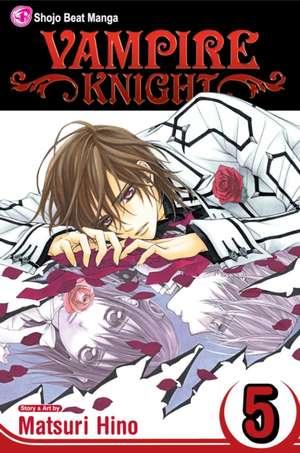 Vampire Knight, Vol. 5 de Matsuri Hino