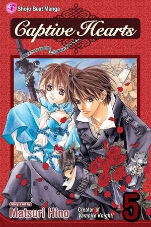Captive Hearts, Vol. 5 de Matsuri Hino