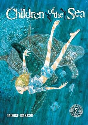 Children of the Sea, Vol. 2 de Daisuke Igarashi