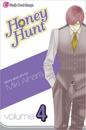 Honey Hunt, Volume 4 de Miki Aihara