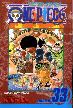 One Piece, Vol. 33