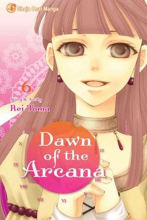Dawn of the Arcana, Vol. 6 de Rei Toma