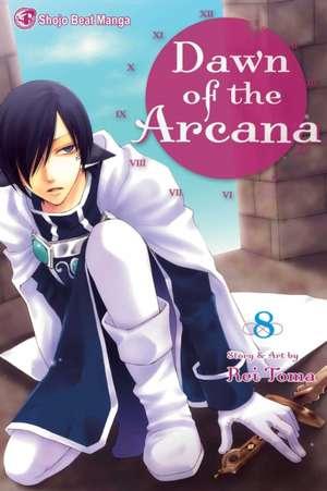 Dawn of the Arcana, Vol. 8 de Rei Toma