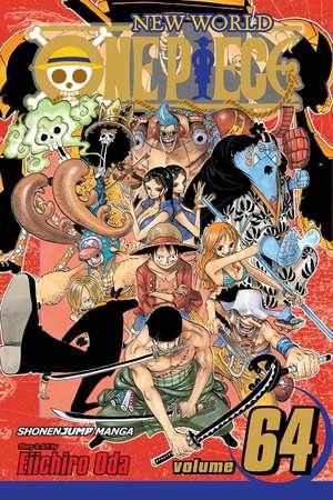 One Piece, Vol. 64