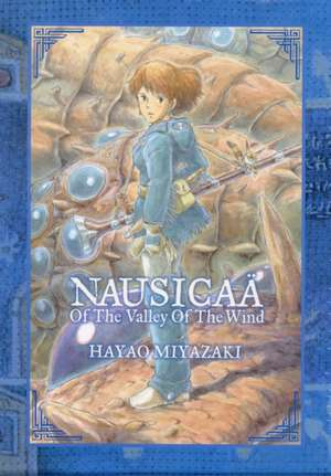 Nausicaae of the Valley of the Wind Box Set