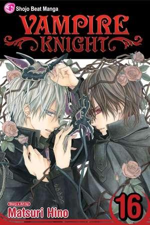 Vampire Knight, Vol. 16 de Matsuri Hino