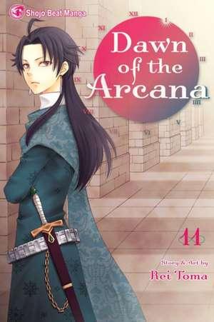 Dawn of the Arcana, Vol. 11 de Rei Toma