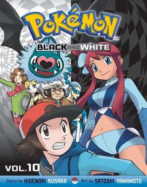 Pokémon Black and White, Vol. 10 de Hidenori Kusaka