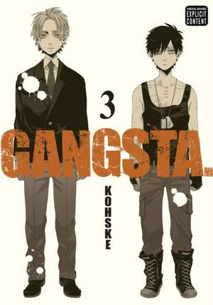 Gangsta., Vol. 3