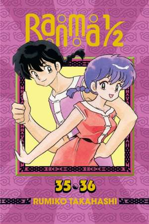 Ranma 1/2 (2-in-1 Edition), Vol. 18