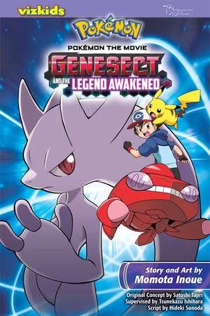 Pokémon the Movie: Genesect and the Legend Awakened de Momota Inoue