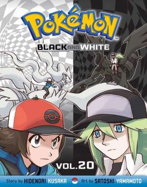 POKEMON BLACK & WHITE GN VOL 20