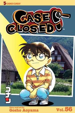 Case Closed, Vol. 56