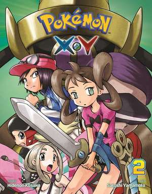 Pokemon X•Y Volume 2