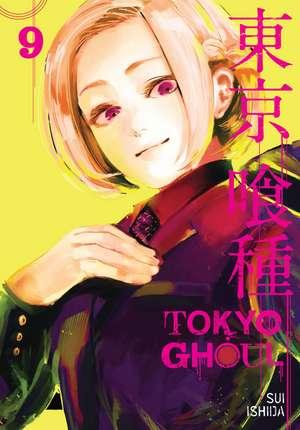 Tokyo Ghoul, Vol. 9 de Sui Ishida