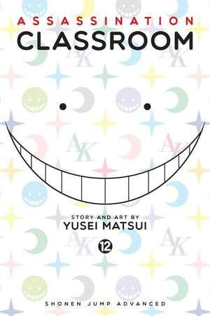 Assassination Classroom, Vol. 12 de Yusei Matsui