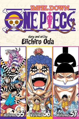 One Piece (Omnibus Edition), Vol. 19: Includes vols. 55, 56 & 57 de Eiichiro Oda