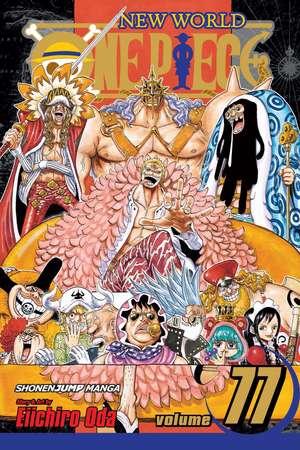 One Piece, Vol. 77 de Eiichiro Oda