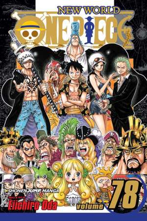 One Piece, Vol. 78 de Eiichiro Oda
