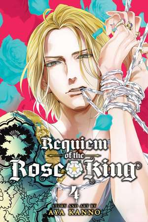 4. Requiem of the Rose King Volume 4