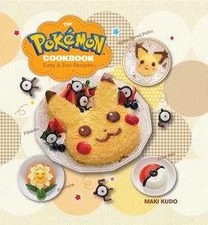 The Pokemon Cookbook