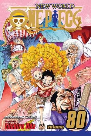 One Piece, Vol. 80