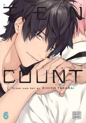 Ten Count, Vol. 6 de Rihito Takarai