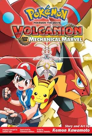 Pokémon the Movie: Volcanion and the Mechanical Marvel de Satoshi Tajiri