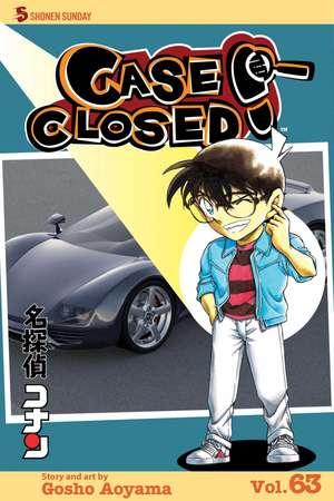 Case Closed, Vol. 63 de Gosho Aoyama