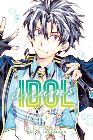 Idol Dreams, Vol. 4 de Arina Tanemura