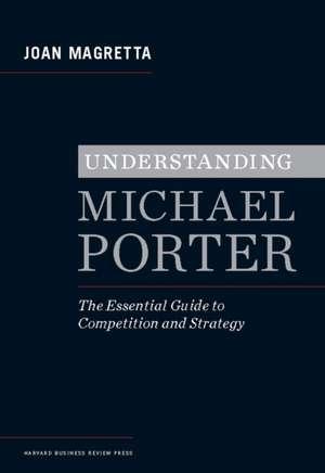 Understanding Michael Porter imagine