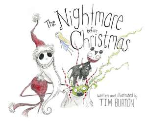 The Nightmare Before Christmas de Tim Burton