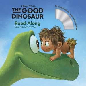 The Good Dinosaur (Read-Along Storybook and CD) de Disney Book Group