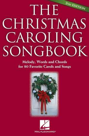 The Christmas Caroling Songbook de  Not Available (NA)