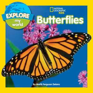 Explore My World Butterflies (OUTLET) de Marfe Ferguson Delano