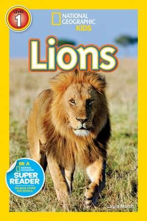 Lions de Laura Marsh