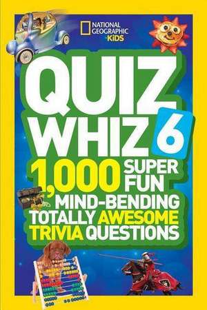 Quiz Whiz 6