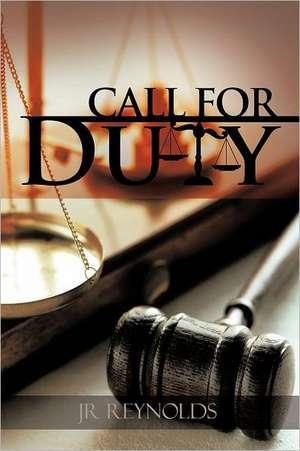 Call for Duty de Jr Osborne Reynolds