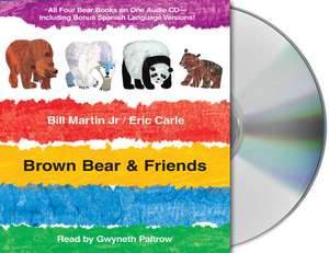 Brown Bear & Friends