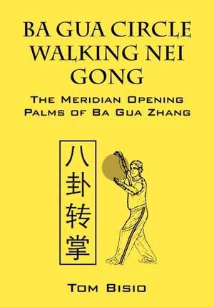 Ba Gua Circle Walking Nei Gong:  The Meridian Opening Palms of Ba Gua Zhang de Tom Bisio