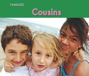Cousins de Rebecca Rissman