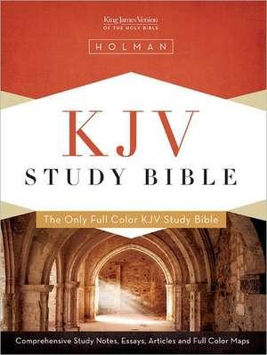 Study Bible-KJV de Broadman & Holman Publishers