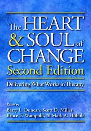 The Heart & Soul of Change